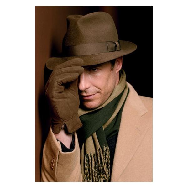Traclet : grand choix et grande élégance des chapeaux homme.